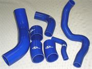 SFS: Performance Replacement Silicone Hose Kit: Evo IV - VI Turbo (7 Hoses)