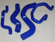 SFS: Performance Replacement Silcone Hose Kit: Evo IV / V Coolant (4 Hoses)