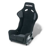Recaro: Profi SPA FIA Motorsport Bucket Seat (Perlon Velour Black)