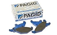 PAGID RS29: REAR BRAKE PAD SET: EVO 5-9 GSR / STD BREMBO CALLIPER (2)