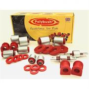 Polybush: Complete Suspension Bush Kit: Evo IV - VI