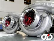 Owens: 4094HTA Turbo Charger (Standard Spec)