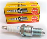 NGK: Copper Spark Plugs (BPR8ES): Evo I - VIII (Set of 4)