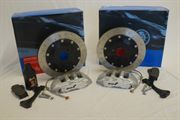 Alcon: Front Brake Kit: Subaru BRZ / Toyota FT86