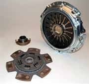 AP Racing: Formula Clutch Kit: Five and Six Speed Gearbox: Cerametallic Sprung (Paddle) Driven: Evo 7 - 10
