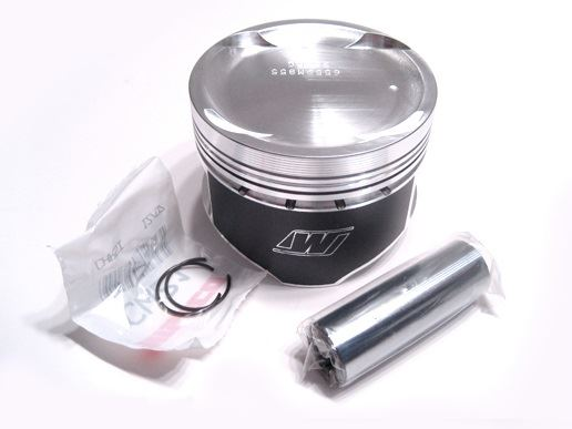 Wiseco: 1400HD Forged Piston Kit (2L): Evo 1-9 (10 : 1)