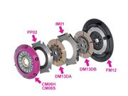 Exedy: Twin Clutch Replacement Disc: A