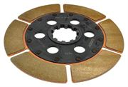 Exedy: Triple Plate Replacement Multi Plate Clutch Disc: Evo IV - IX