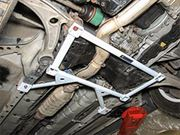 CARBING: FRONT LOWER ARM BAR - TYPE 2 - EVO 7-9