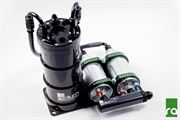 Radium: Dual External Pump Fuel Surge Tanks