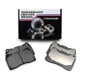 PF 01: FRONT BRAKE PAD SET: EVO 5-10 GSR / STD BREMBO CALLIPER