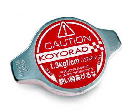 KOYORAD PERFORMANCE RAD CAP
