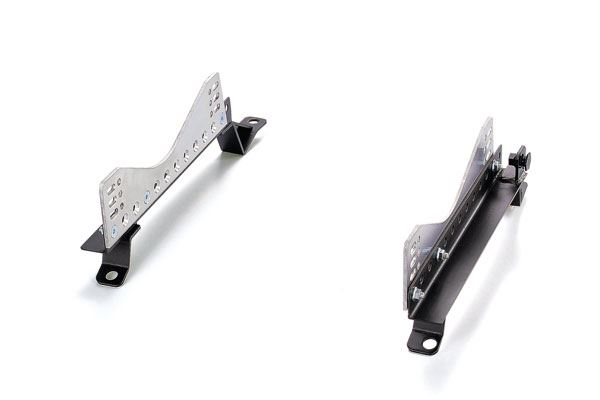 Bride: Type FX Low Seat Rail - Fixed (Left) - Evo 4-6