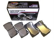 PF 11: Rear Brake Pad Set: Evo 1-3 GSR / RS / Evo 4 GSR / Evo 4-9 RS Gravel Calliper