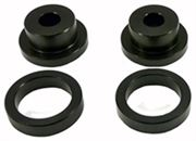 Torque Solution: Drive Shaft Single Carrier Bearing Support Bushings - Evo 1-X