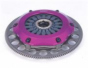 Exedy: Hyper Compe R Twin Plate Clutch Assembly: Evo I - III