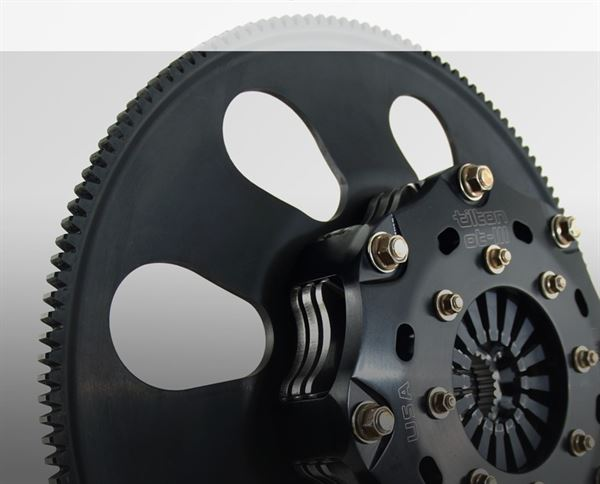Tilton: Clutch / Flywheel Assembly: Evo X